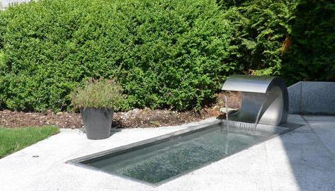 Brunnen & Wasserspiele
